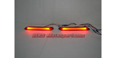 MXSTL87 Rear Bumper Reflector LED Tail Lights Toyota Innova