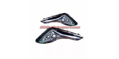 MXS2347 LED Fog Lamps Day Time Running Light Hyundai Elantra