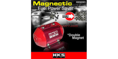 MXS2369 HKS Double Magnetic Fuel Saver