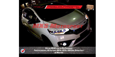 MXSHL228 Next Gen Projector Headlights Honda Jazz 2016