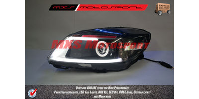 MXSHL216 Projector Headlights Skoda Fabia
