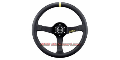 MXS2370 Sparco Leather Steering Wheel