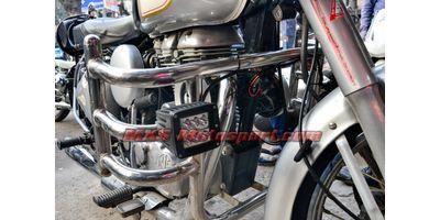 MXSORL127 High Performance CREE LED Flood Lamp Fog Lamp Royal Enfield Bullet