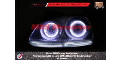 MXSHL158 Projector Headlights Volkswagen Jetta