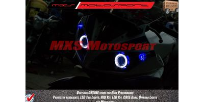MXSHL135 Robtici Eye Projector Headlight Yamaha R15 v2