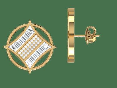 Designer Bagget gold tops