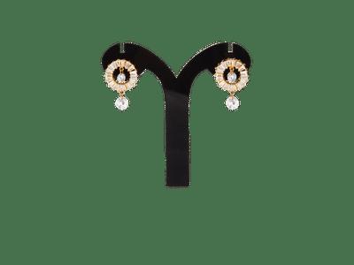 Bagget Droplet earings
