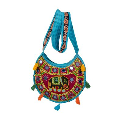 Hand bag with Elephant design