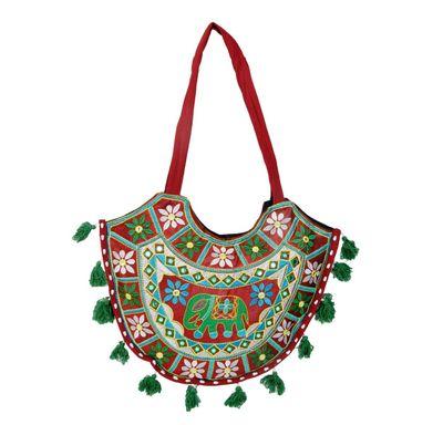 Hand bag Rajwada elephant