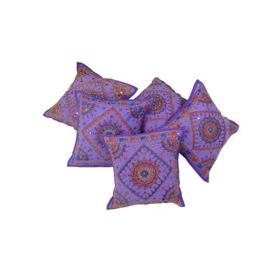 Pakka kanch cushion cover