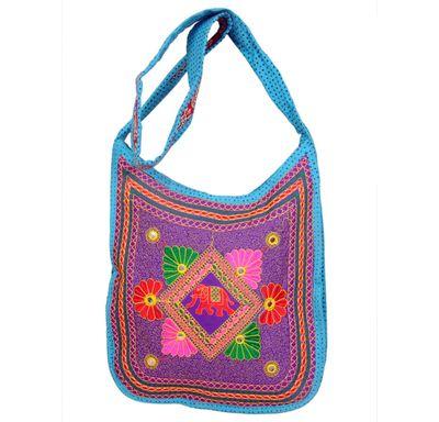 Hand bag U shape