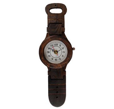 Wall clock wooden small