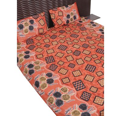 3D print style bed sheet