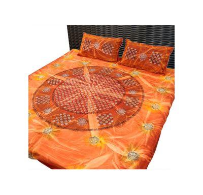 Bed sheet Rangoli block