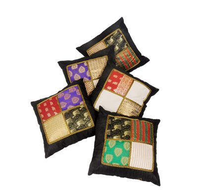 Mix tukadi cushion cover