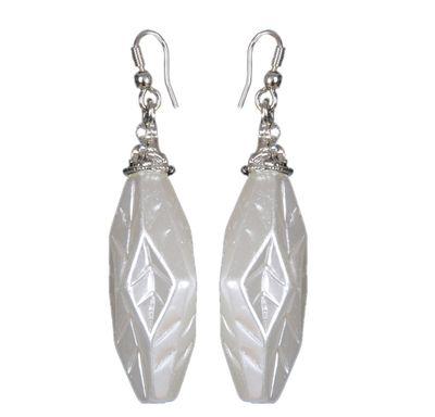 3D shape silver