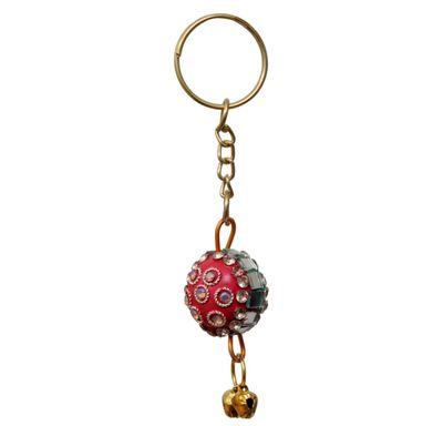 Key chain ball