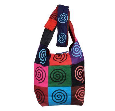 Hand bag circle tukadi