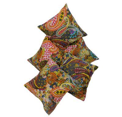 Cushion cover Kerry print tagai work