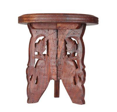 """Wooden stand round 6"""""""