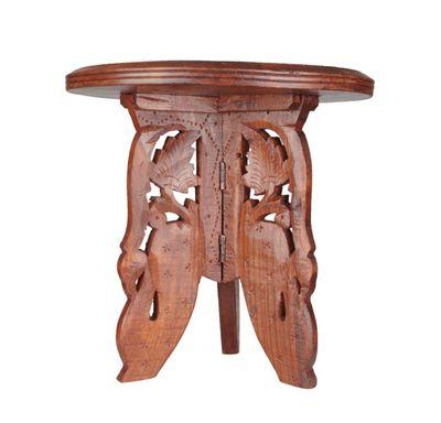 """Wooden stand round 8"""""""