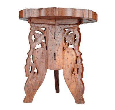 """Wooden stand round 9"""""""