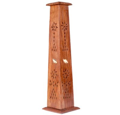 Wooden Agarbatti stand