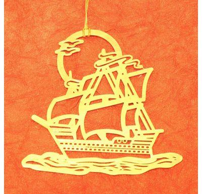 Bookmark ship