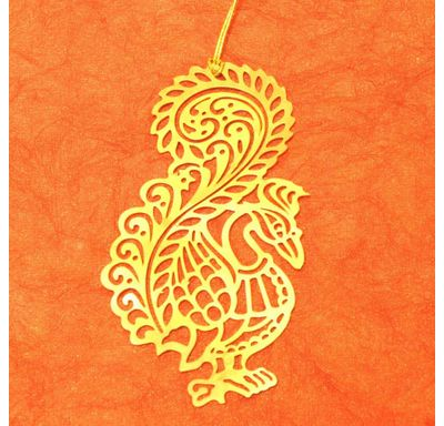 Bookmark Peacock