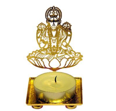 Shadow Diya Goddess Lakshmi