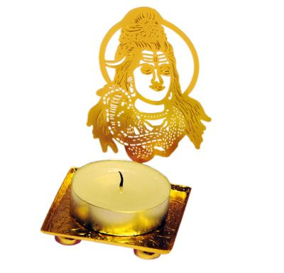 Shadow Diya Lord Shiva