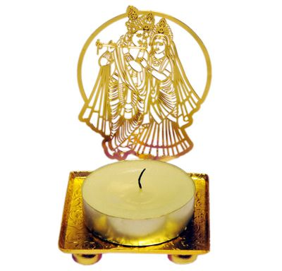 Shadow Diya Radha Krishna