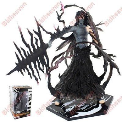 Bleach Ichigo Kurosaki The Final Getsuga Tenshou Piercer of Heaven Action Figure