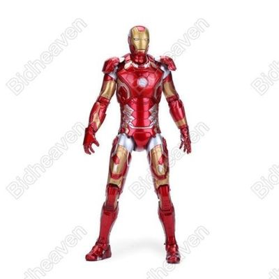 Avengers Age of Ultron Iron Man Mark 43 XLIII PVC Action Figure