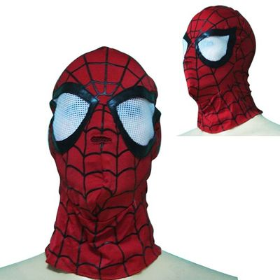 Spider Man SPIDERMAN Camouflage Polyester Full Face Neck Mask (Adult Size)