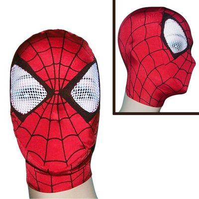 Spider Man SPIDERMAN Camouflage Polyester Full Face Mask (Children Size)