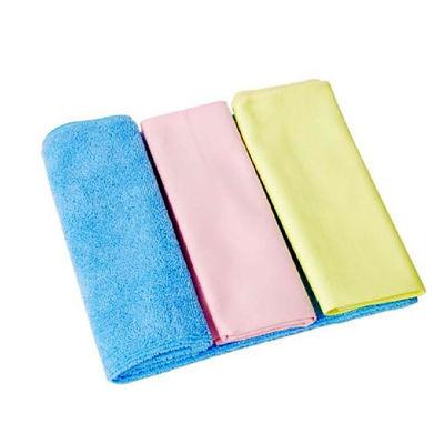 Carex Microfiber Towel (Set of 3)