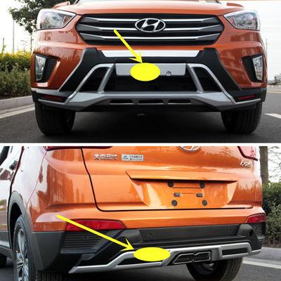 KMH Front And Rear Bumper Guard Hyundai Creta