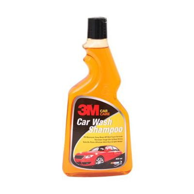 3M Diy Car Wash Shampoo 500 Ml