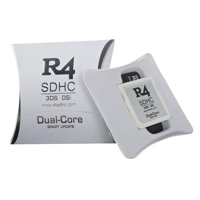 100 Games with R4i SDHC Dual Core R4i SDHC Dual core card for 3DS/ 2DS/3DS  XL/ DSi/ DSi XL/ DS Lit