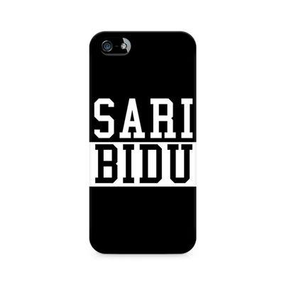 Sari Bidu Premium Printed Case For Apple iPhone 5