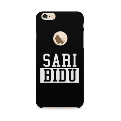 Sari Bidu Premium Printed Case For Apple iPhone 6-6S With hole
