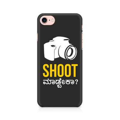 Shoot Madbeka Premium Printed Case For Apple iPhone 7