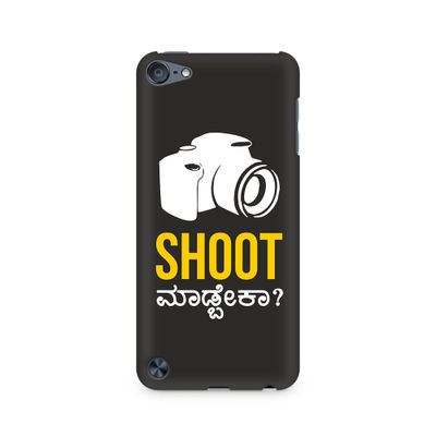 Shoot Madbeka Premium Printed Case For Apple iPod Touch 6