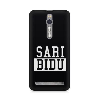 Sari Bidu Premium Printed Case For Asus Zenfone 2