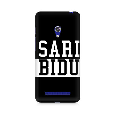 Sari Bidu Premium Printed Case For Asus Zenfone Go