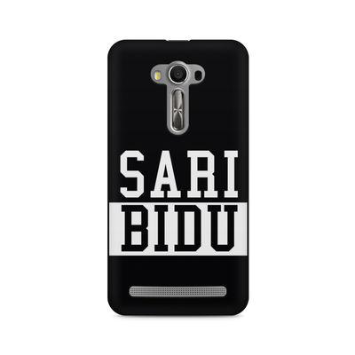 Sari Bidu Premium Printed Case For Asus Zenfone Selfie
