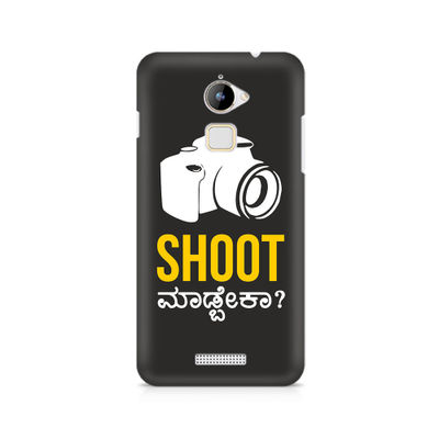 Shoot Madbeka Premium Printed Case For Coolpad Note 3 Lite