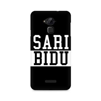 Sari Bidu Premium Printed Case For Coolpad Note 3