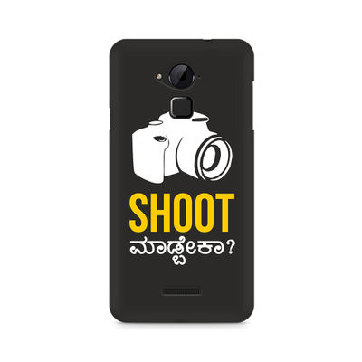 Shoot Madbeka Premium Printed Case For Coolpad Note 3